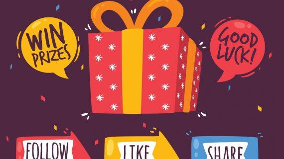 Menarik Engagement IG dengan Mengadakan Giveaway dan Promo