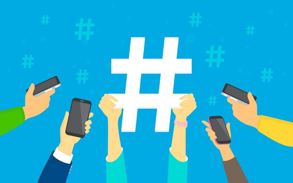 hashtag di instagram